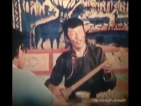 overtone singing xöömii (rare mongolian documentary film )