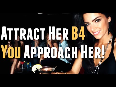 To Woman Attracting Beautiful