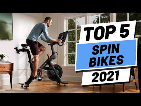 Top 5 BEST Spin Bike of [2021]