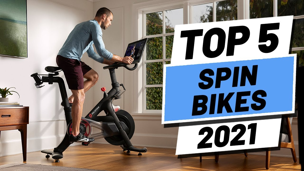 Top 5 BEST Spin Bike of [2021] - YouTube