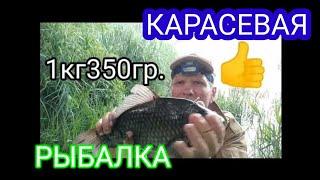 АНТ ОЗЕРО Рыбалка с вечера до утра Мой первый трофей в этом году