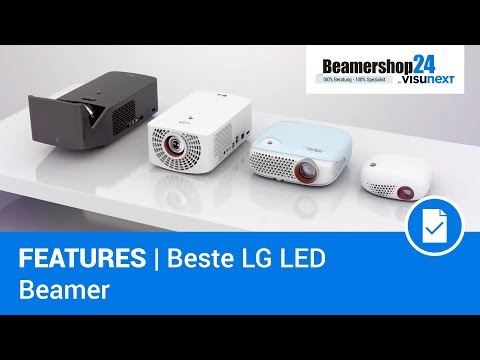 lg led beamer range youtube. Black Bedroom Furniture Sets. Home Design Ideas