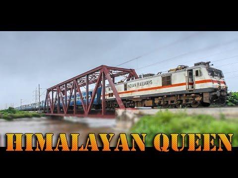 Himalayan Queen To Kalka, The Gateway To Himalayas !!!