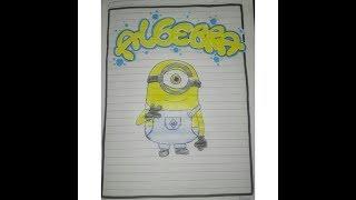 como marcar los cuadernos ( area de algebra )