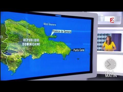 Partir- La République Dominicaine