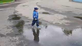 Непромокаемые штаны для детей. Бегать по лужам - МОЖНО!