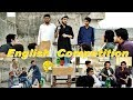 English Competition | Fifty Fifty Comedy | Funny Video | Pindi Boys | Pindism