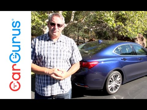 2016 Acura TLX | CarGurus Test Drive Review