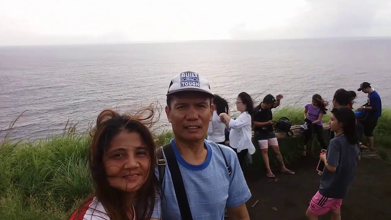 Mountain View Deck At Dingalan Aurora Philippines Oct 21 2018
