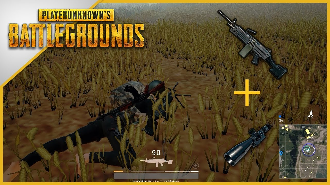 how to use 15x pubg
