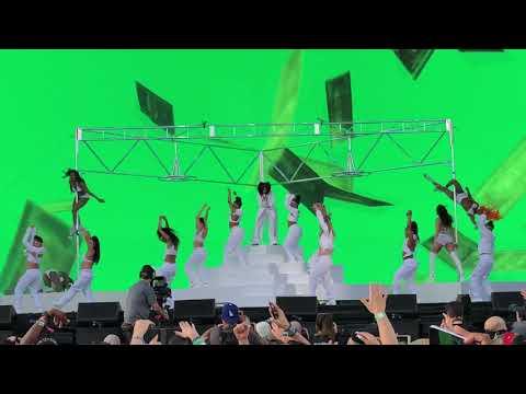 Cardi B Performs Live At Coachella 2018 Weekend 1- Full Set - 4K