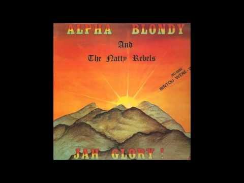ALPHA BLONDY (Jah Glory ! - 1982) 02- The End