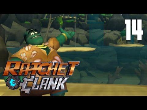 Ratchet & Clank (2002) #14 - Planet Pokitaru - Jowai Resort [PS2 Walkthrough]