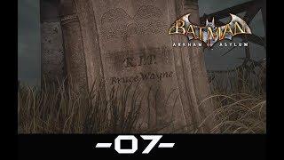 BATMAN RETURN TO ARKHAM -ARKHAM ASYLUM- #7