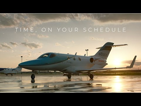 Experience a Day Trip with a HondaJet Elite