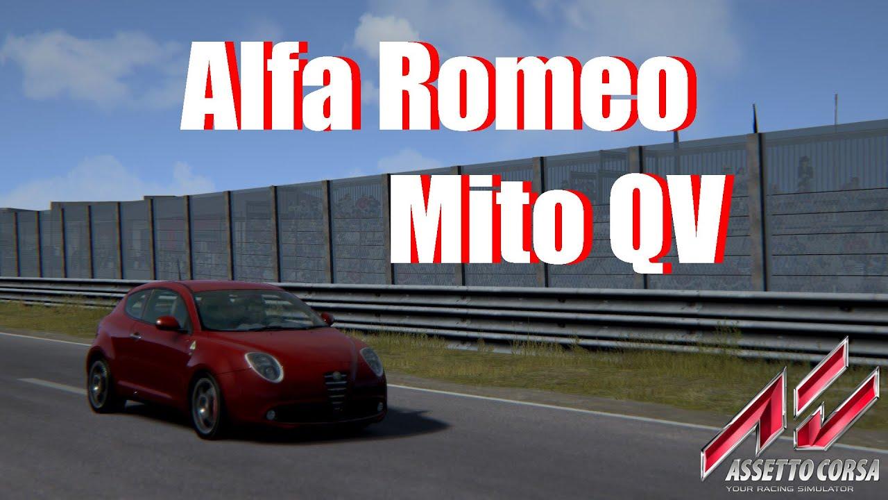 Assetto Corsa Update 1.2   Alfa Romeo Mito Quadrifoglio ...
