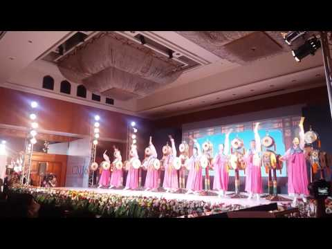 Korean Little Angels Performance in Hayat Kathmandu Nepal .2016