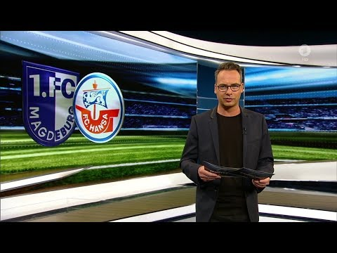 1. FC Magdeburg gegen Hansa Rostock - 7. Spieltag 17/18 - Sportschau