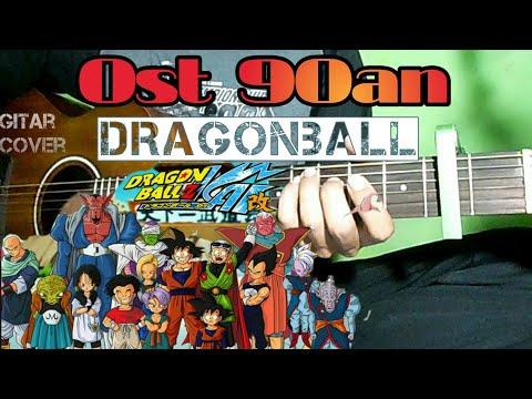 Dragonball - Ost 90an | Lirik dan Chord | Guitar Cover by Van