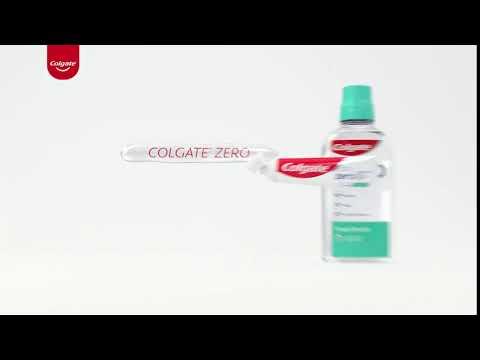 Colgate® Zero Toothpaste And Mouthwash