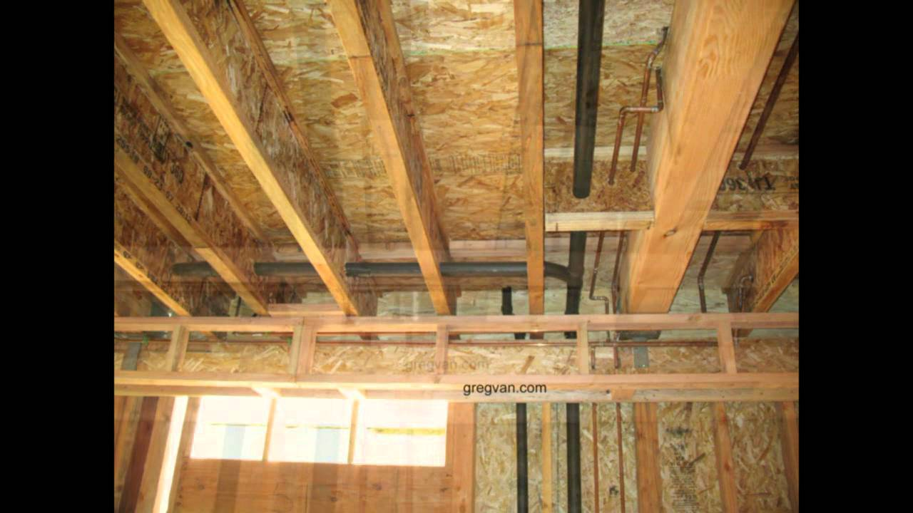 Watch This Before You Build A Home With Plumbing In The ...