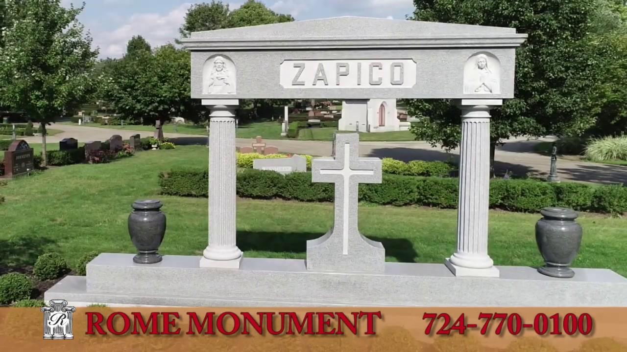 Rome Monument Inc High Quality Monument Mausoleum Builder