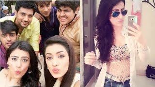 Meri Aashiqui Tumse Hi   Behind the Scenes Selfies Lattest Bollywood News