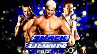 2012- WWE SmackDown New Bumper Theme Song - -Born 2 Run- + Download Link ᴴᴰ