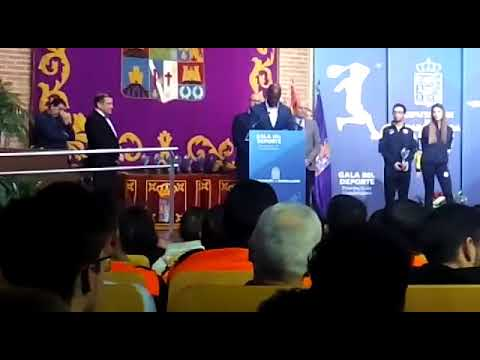 VIDEO GALA DEL DEPORTE GUADALAJARA 2018