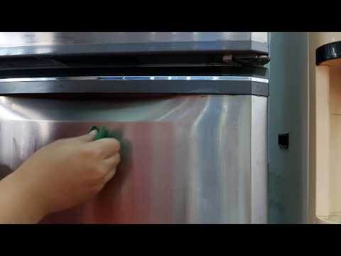 Видео: #beudon - Tẩy vết rỉ sét trên tủ lạnh và cái kết đau lòng