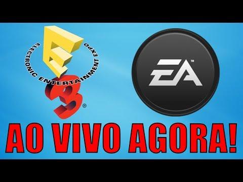 E3 2017 AO VIVO! - CONFERÊNCIA EA GAMES