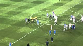 Italia - Slovakia - Fin du match.MOV