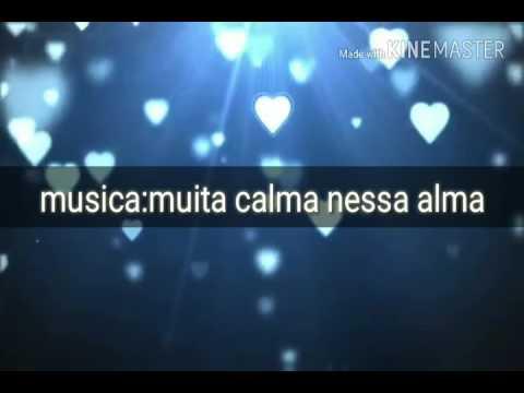 Muita calma nessa alma-Marcela Taís(letra)