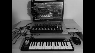 My Travel Music Studio Setup, Upcoming Remix, and Future Singles | Music Vlog #3