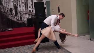 Свадебный танец Андрея и Натальи - Бачата + Сальса