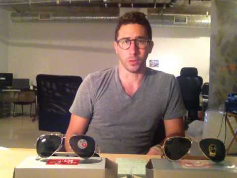 1140d2db769 Difference Between Ray-Ban Polarized   Non-Polarized - Which To Buy ...