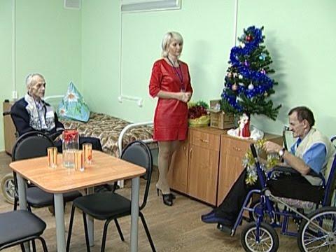 В доме-интернате для инвалидов в Молочном открылся новый корпус