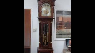 """storage Auction Find!!! Tiffany And Co Antique Grandfather  Clock- Antiques Are Lovely"""