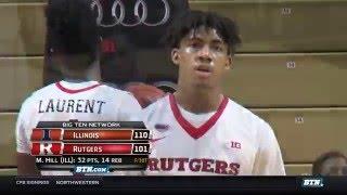 Illinois at Rutgers - Men