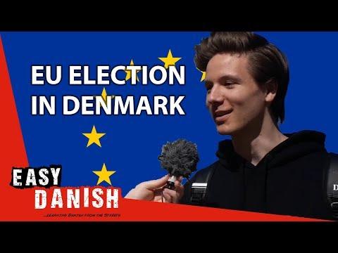EU Parliamentary Election 2019 In Denmark | Easy Danish 15