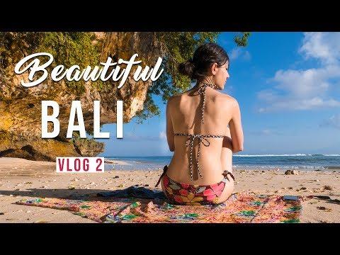Solo Girl In Bali, Indonesia! Bali vlog #2 | Kuta, Uluwatu, Tanah Lot Temple, Luwak Coffee |