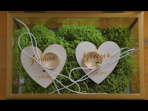 Przygotowania do ślubu Asi i Grześka | Movie ON