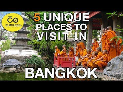 5 Places to visit in BANGKOK (Co van Kessel Guide)