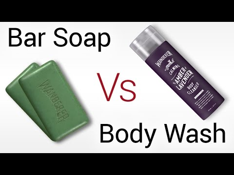 Bar Soap Vs Body Wash | Which Is Better For Men? | Truth Abo