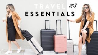 How to Pack Smarter: Travel Organization Essentials I Can