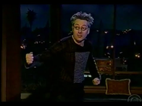 Emo Philips on The Late Late Show (2001)
