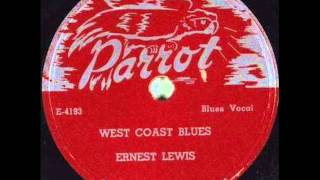 Play West Coast Blues