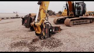 Video still for OilQuick Automatic Coupler System for Excavators
