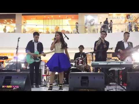 Menghujam Jantungku - Tompi (Cover) by Hanin Dhiya & d'Boys Live From CCM