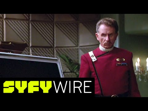 Star Trek: Deep Space Nine's Odo Speaks  SYFY WIRE